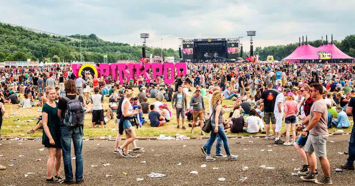 Pinkpop Toppers