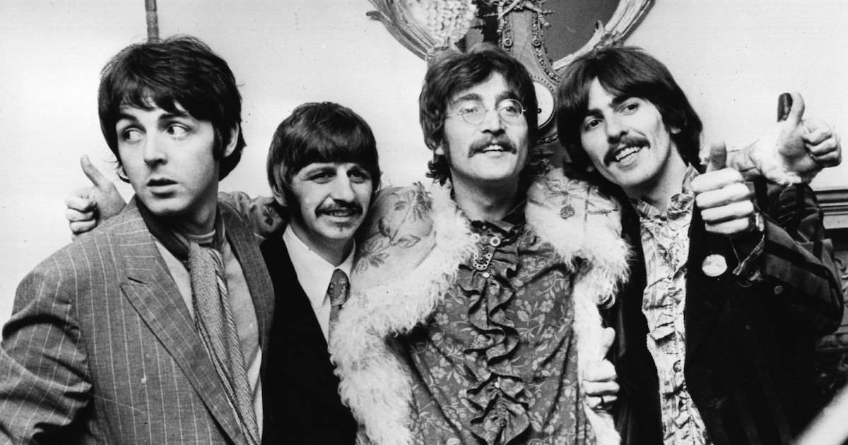 How The Beatles wrote history with Sgt. Pepper