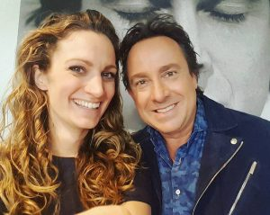 Marjolijn Winten interviewt Marco Borsato voor My Life is a Music Video