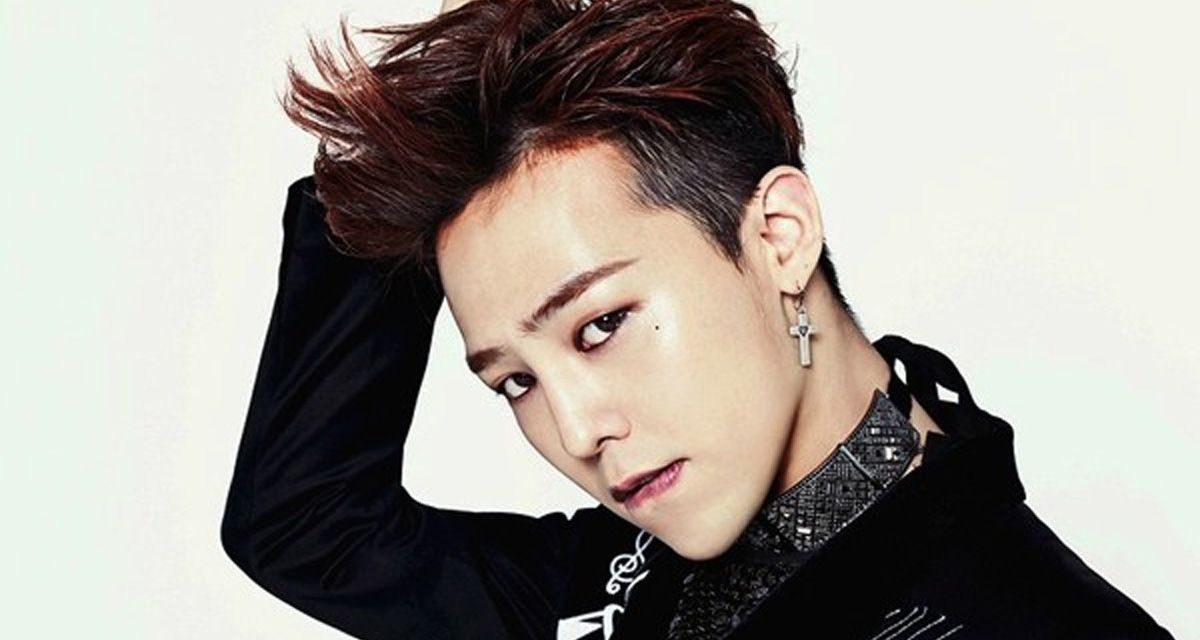 Dit is G-Dragon, the King of K-pop