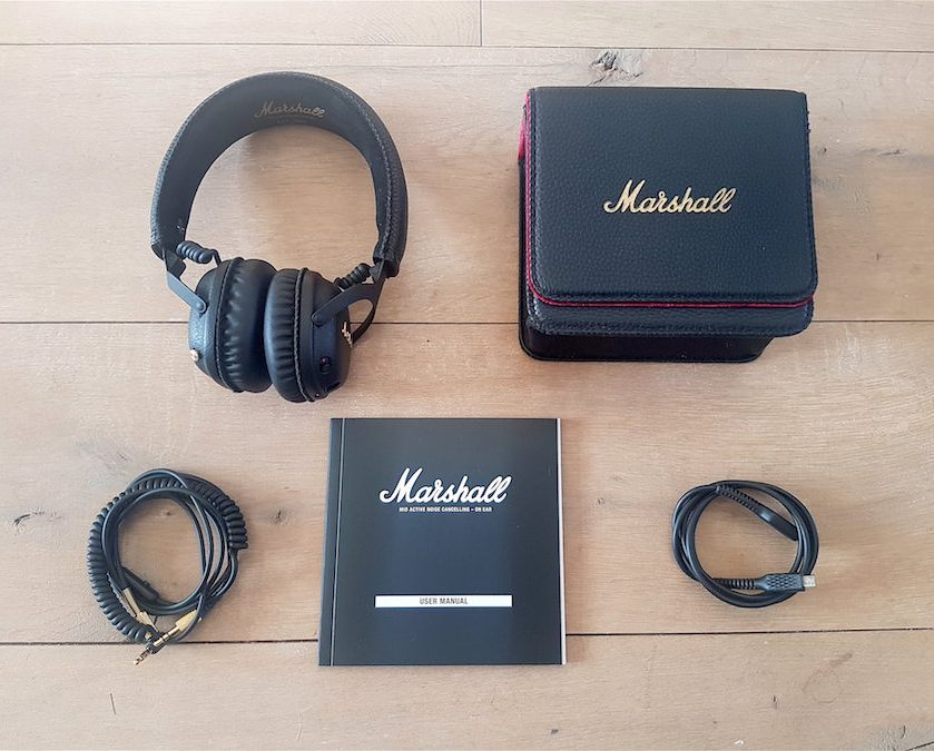 Marshall MID A.N.C. in de test