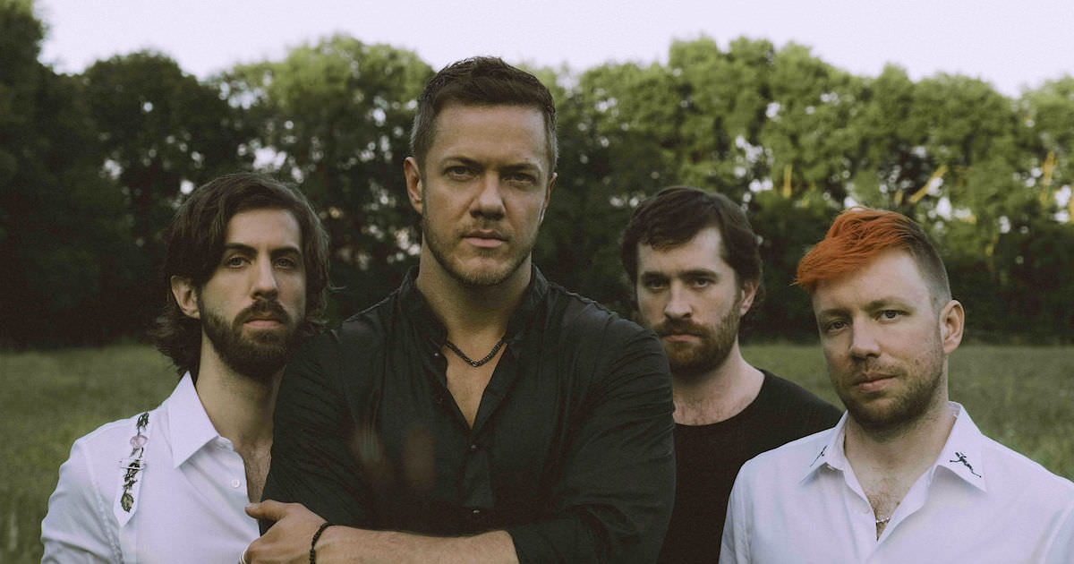 Dit heftige statement maakt Imagine Dragons met 'Origins'