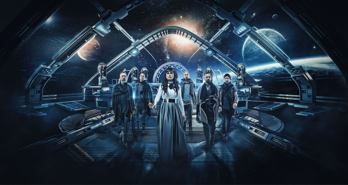 Within Temptation schudt fans wakker met protestsongs