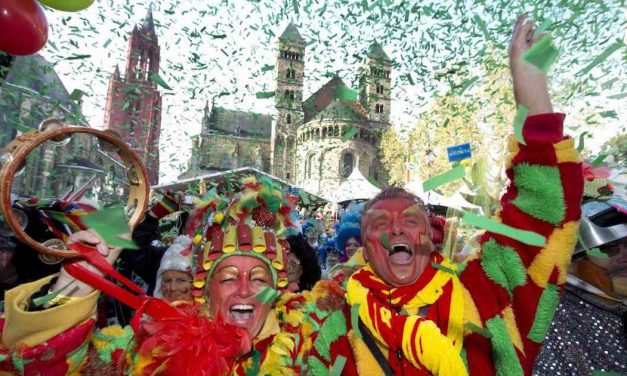 5 Carnavalskrakers om vast in de stemming te komen