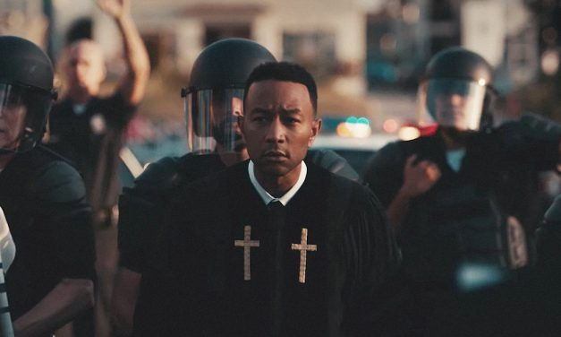 This is what John Legend wants to change with 'Preach'