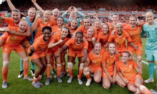 Go get them, Oranje Leeuwinnen! – Playlist
