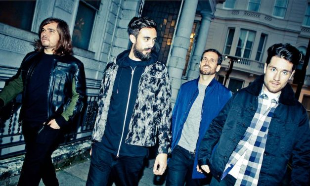 "Kyle (Bastille): ""Sorry voor 'Wild World'. In 'Doom Days' kun je ontsnappen"""