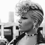 What is the meaning behind Pink's music?