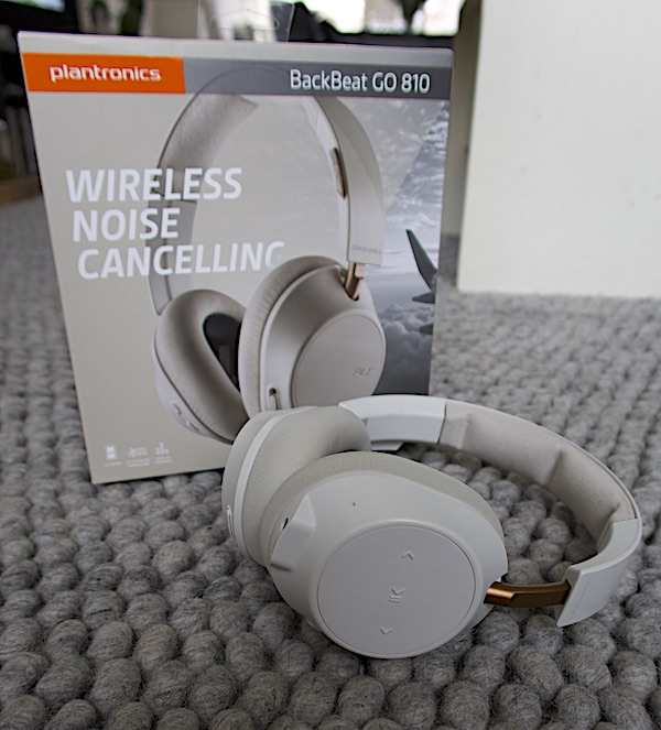 Review BackBeat GO 810 van Plantronics