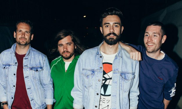 What is 'Another Place' by Bastille and Alessia Cara about?